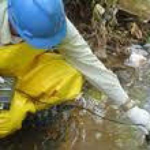 Monitoramento e remediação ambiental